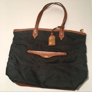 Ralph Lauren Large Tote Bag NEW
